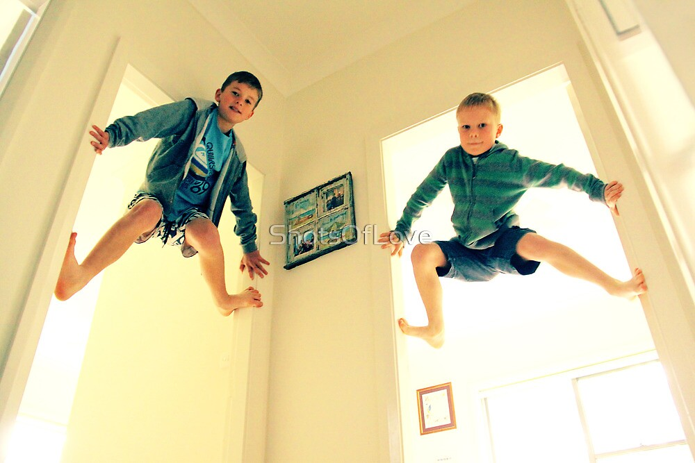 Little Spider Men by ShotsOfLove
