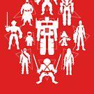 Plastic Heroes V2 by powerpig
