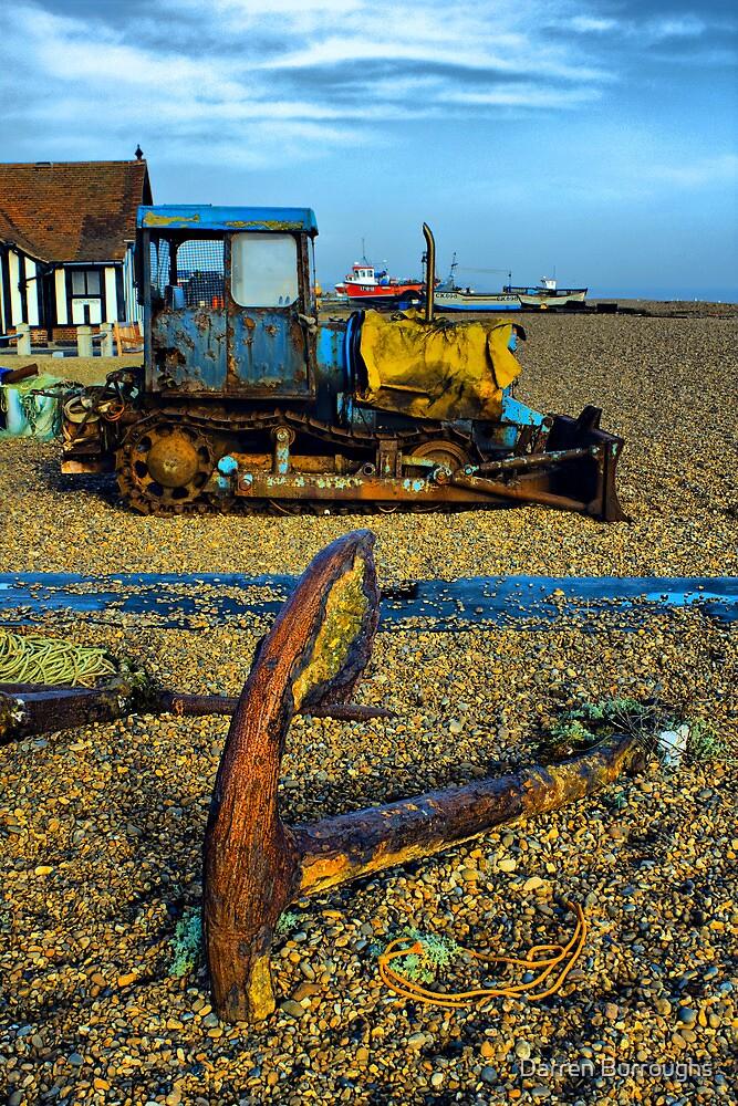 Aldeburgh by Darren Burroughs