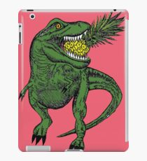 Dinosaur Pineapple iPad Case/Skin