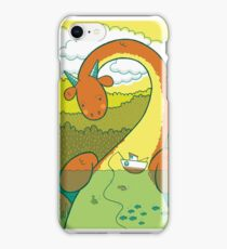 The Big 3: Loch Ness iPhone Case/Skin