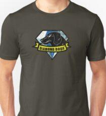 Diamond Dogs Weathered T-Shirt