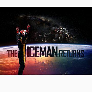 Iceman Returns by evenstarsaima