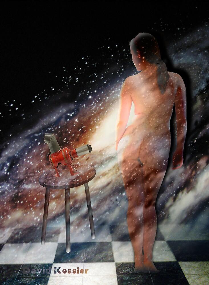 Astral Projector by David Kessler