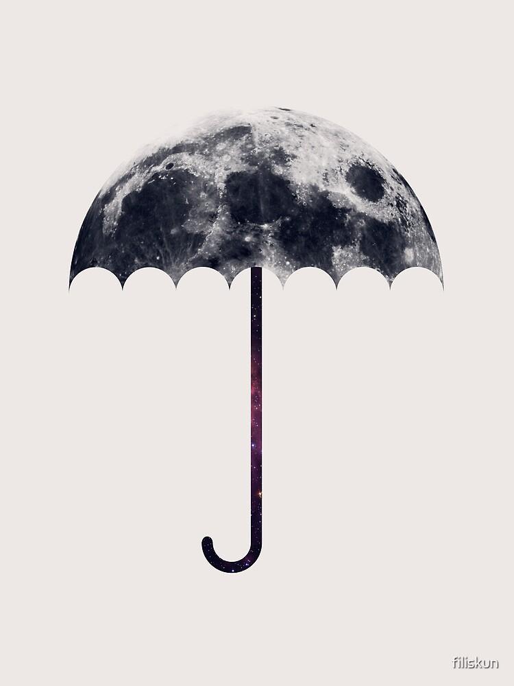 Space Umbrella II by filiskun