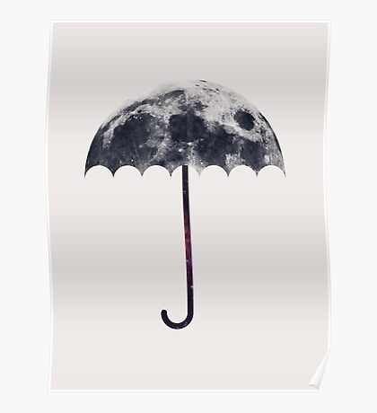 Space Umbrella II Poster