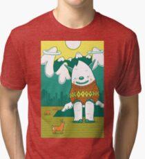 The Big 3: Yeti Tri-blend T-Shirt