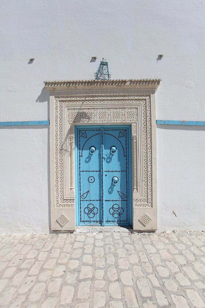 Blue door by mrivserg