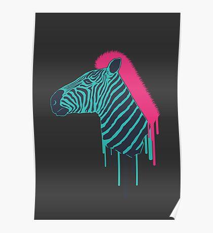 Zebra's Not Dead Poster