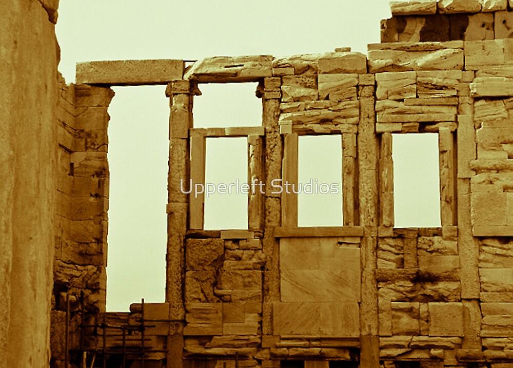 Athens Jewel by Upperleft Studios