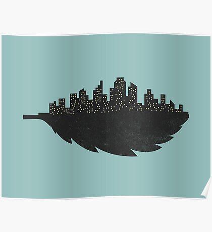 Leaf City Poster