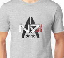 N7 Systems Alliance Unisex T-Shirt
