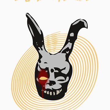 Donnie Darko T-shirt 2 by densitydesign
