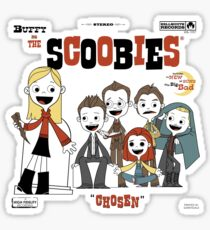 Buffy and the Scoobies Sticker
