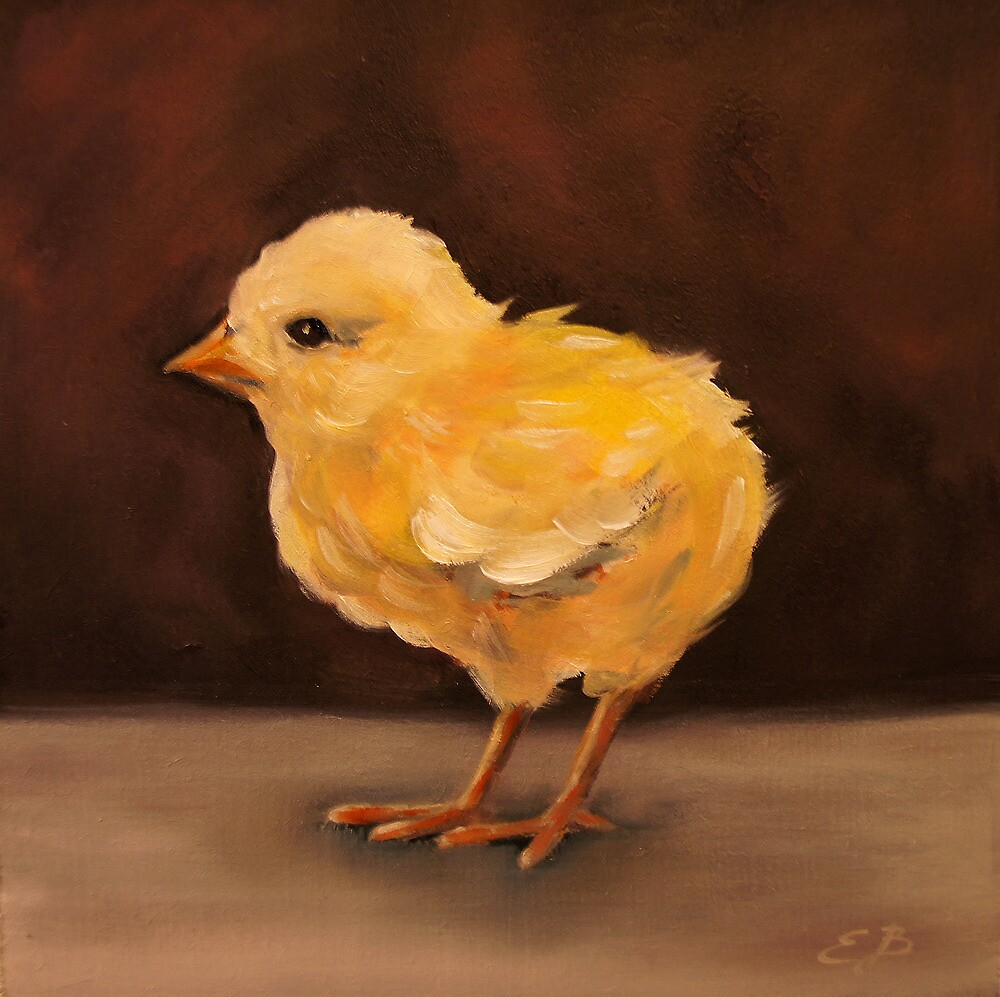 Chick by Elizabeth Barrett