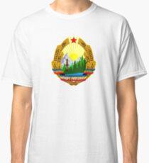Emblem von Rumänien, 1965-1989 Classic T-Shirt