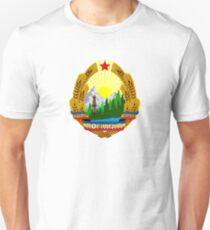 Emblem of Romania, 1965-1989 T-Shirt