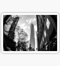 World Trade Center 1 Sticker