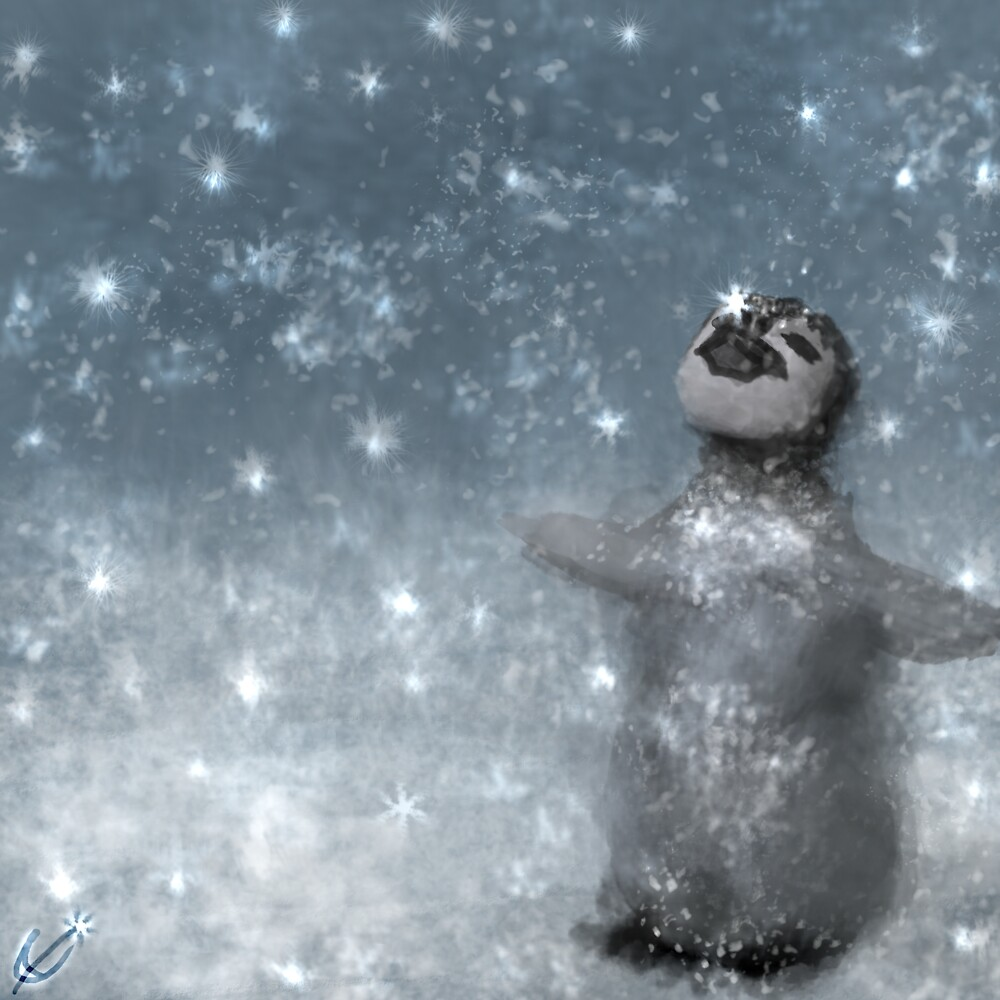 Winter Greetings by artemislogan