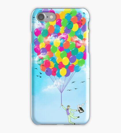 Neon Flight iPhone Case/Skin