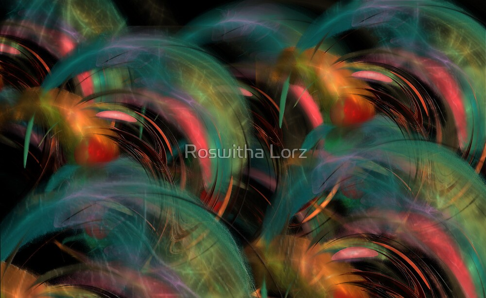 Balloons by RosiLorz