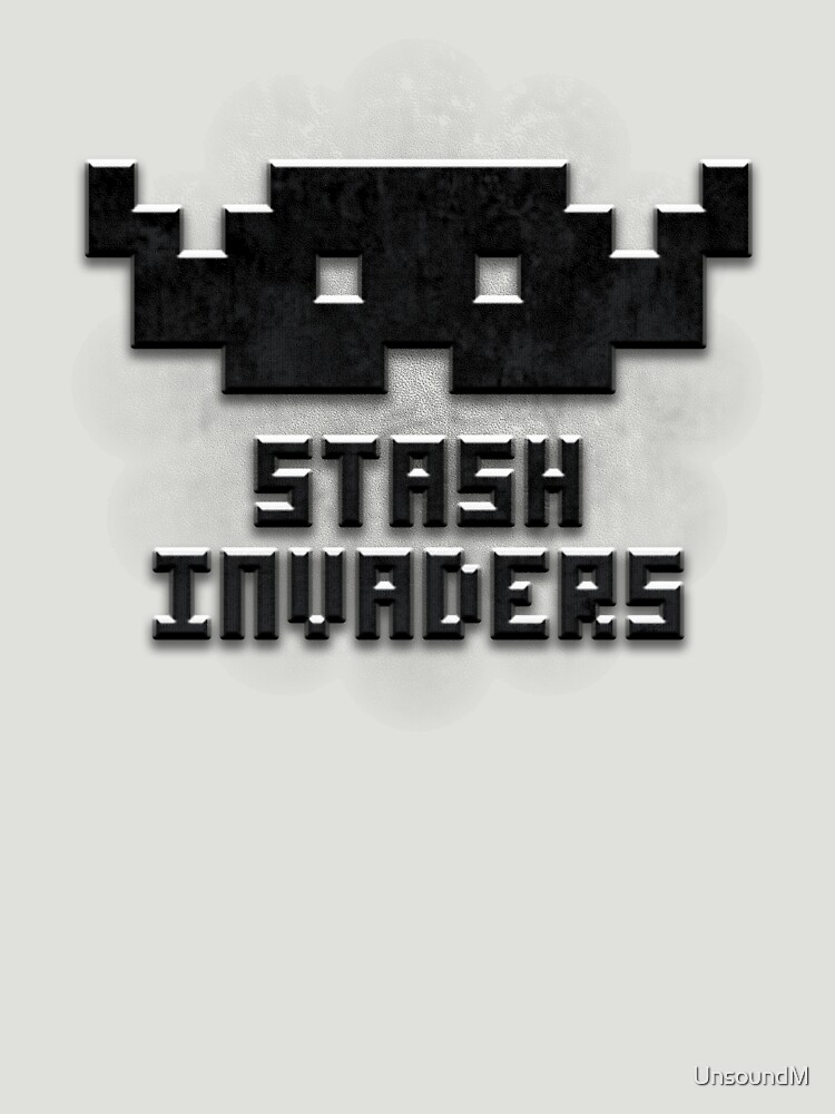 Stash Invaders by UnsoundM