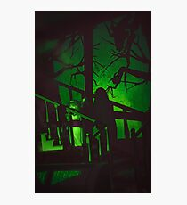 There's Nothing In The Dark Photographic Print