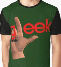 Gleek Graphic T-Shirt