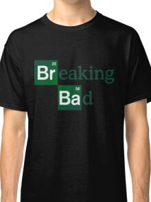Breaking Bad Logo Classic T-Shirt