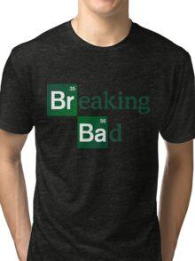 Breaking Bad Logo Tri-blend T-Shirt