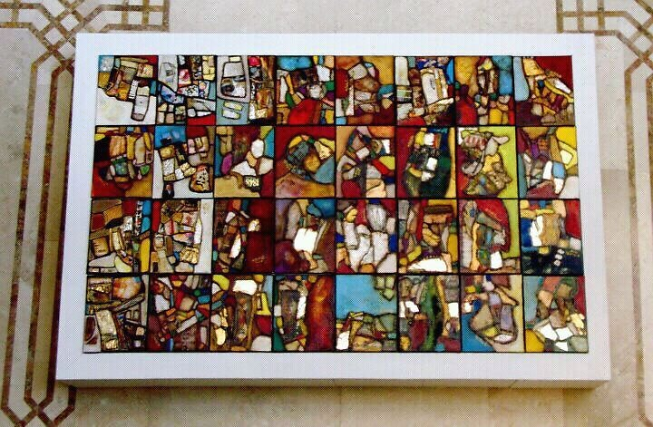Puzzle Intime  by Mona AL.BAITI