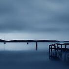 Blue Lagoon........Binalong Bay by Imi Koetz