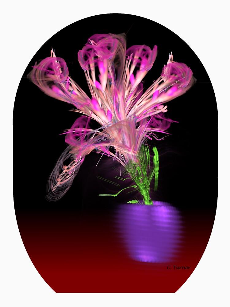 Flowers In Vase by CarmanTurner