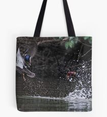 Take off!   Tote Bag