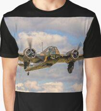 Bristol Blenheim IF L6739 G-BPIV getting its gear up Graphic T-Shirt