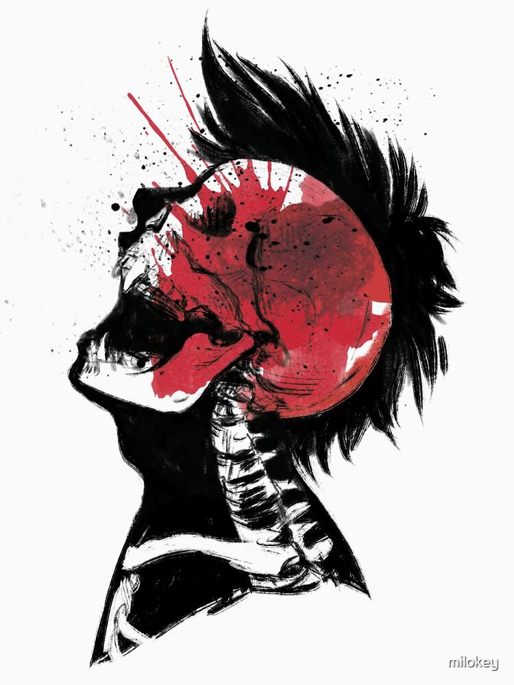Skullsplosion by milokey