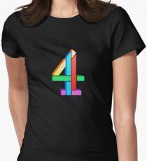 Channel 4 retro logo  T-Shirt