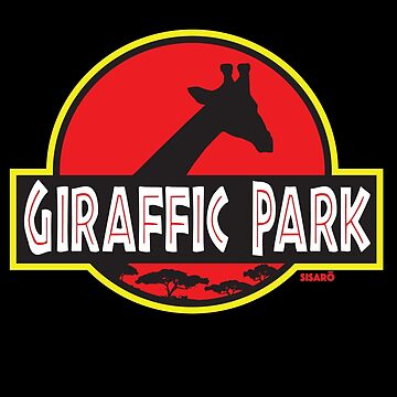 Giraffic Park by sisaro