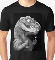 Nirvana Ink Dinosaur Illustration Unisex T-Shirt