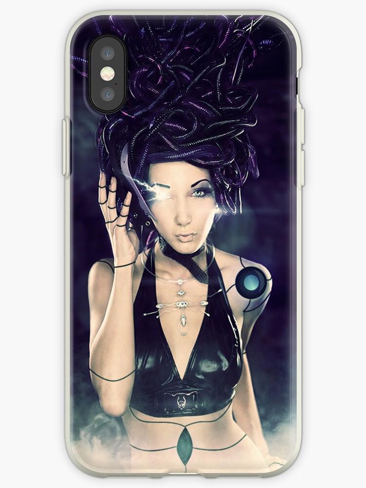 Cyborg Medusa by LancePorter