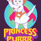 Princess of Purrr by wytrab8