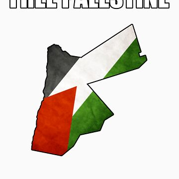 Free Palestine by thecriticalg