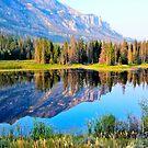 Mountain Lake by pshootermike
