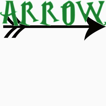 Arrow T by cliberme