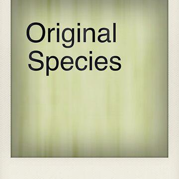 Original Species by Lou157
