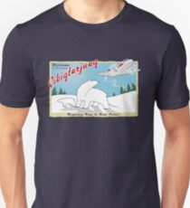 Qikiqtarjuaq Unisex T-Shirt