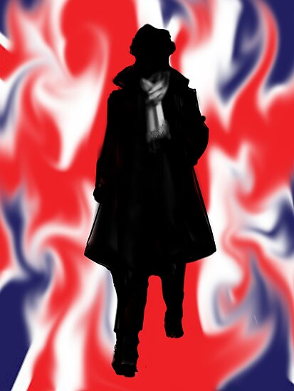 Made In Britain: Sherlock by peacockpete