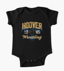 Hoover Wrestling 3 One Piece - Short Sleeve