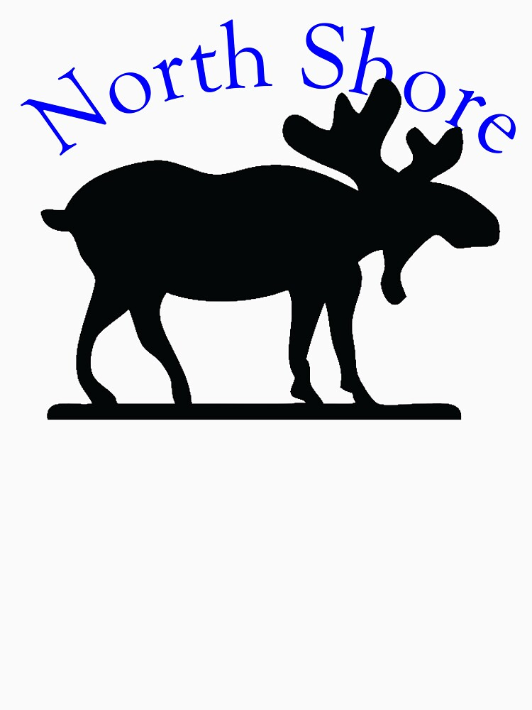 North Shore Moose by pjwuebker