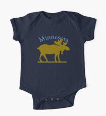 Minnesota Moose One Piece - Short Sleeve